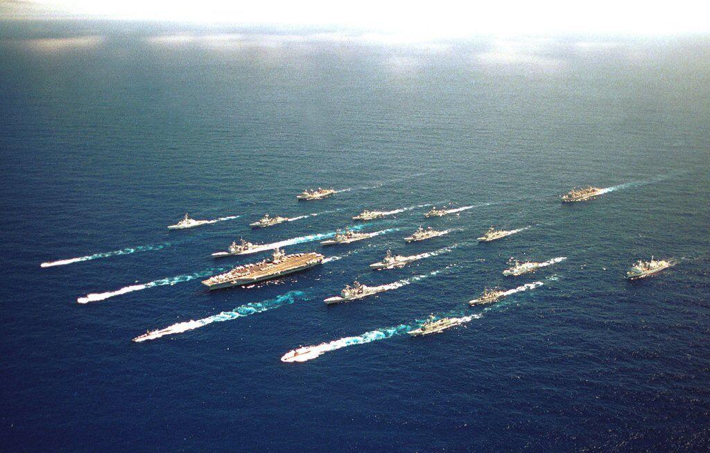 Авіаносна ударна група ВМС США