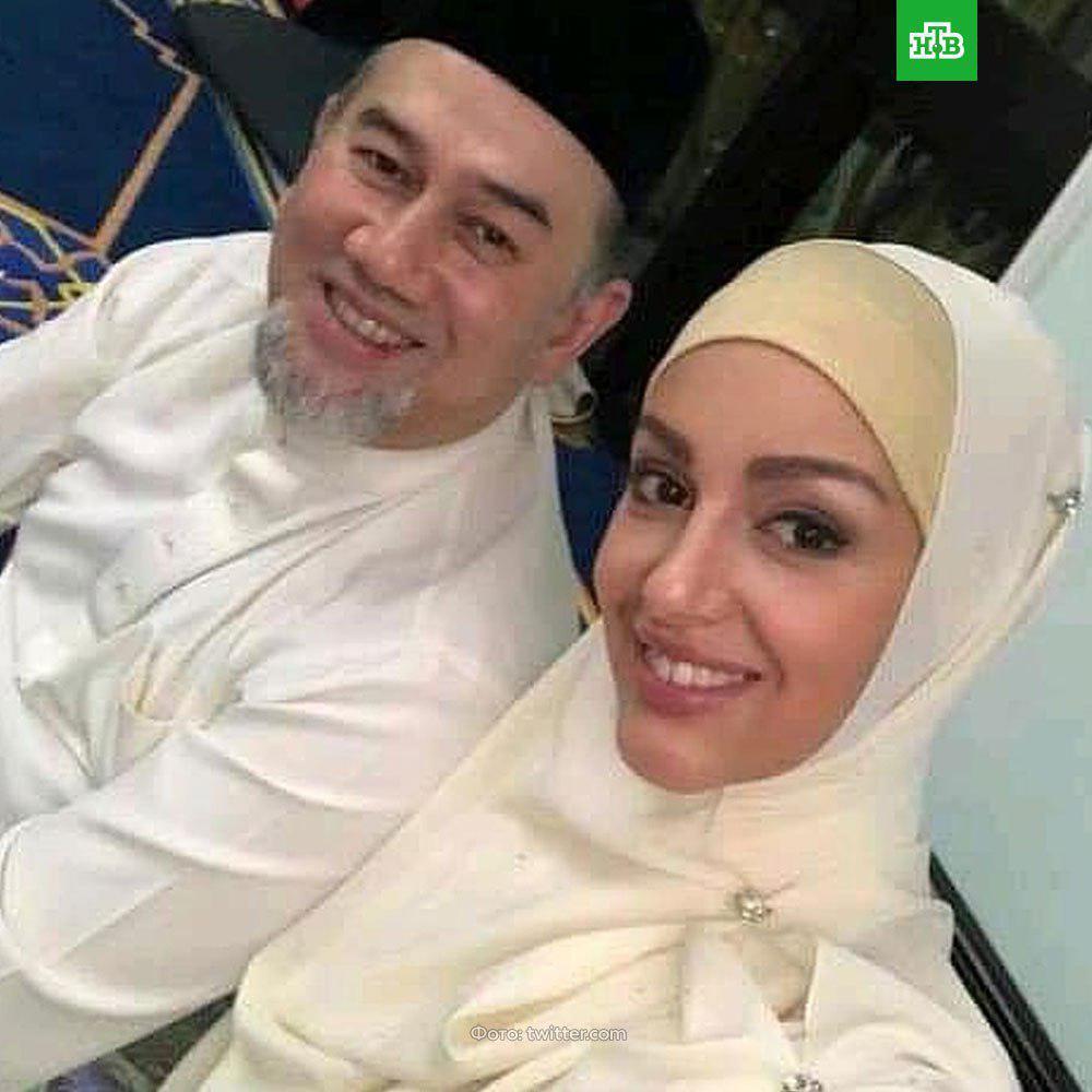 """Король Малайзії одружився із """"Міс Москва-2015"""""""