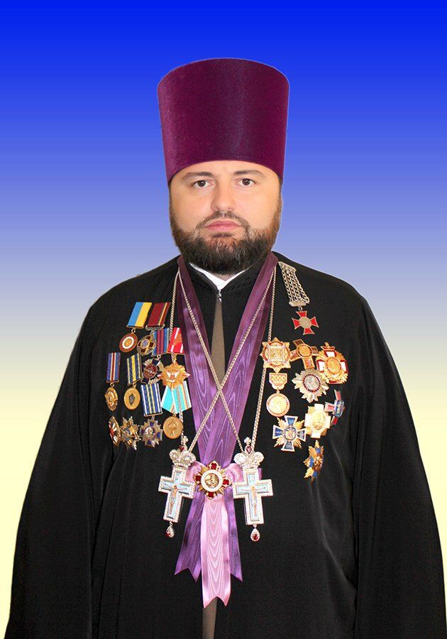 Протоієрей Василь Русинка