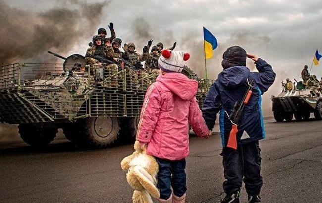 Как рассказать ребенку о военном положении: советы