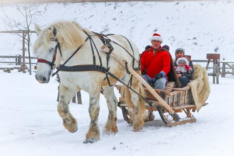 Під Києвом зустрінуть зиму за стародавніми традиціями