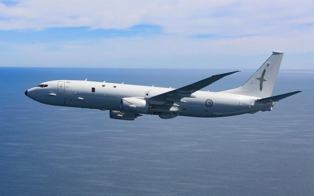 Боевой самолет США пронесся над Керченским проливом: подробности