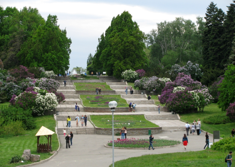 У Києві з'явиться тактильний сад