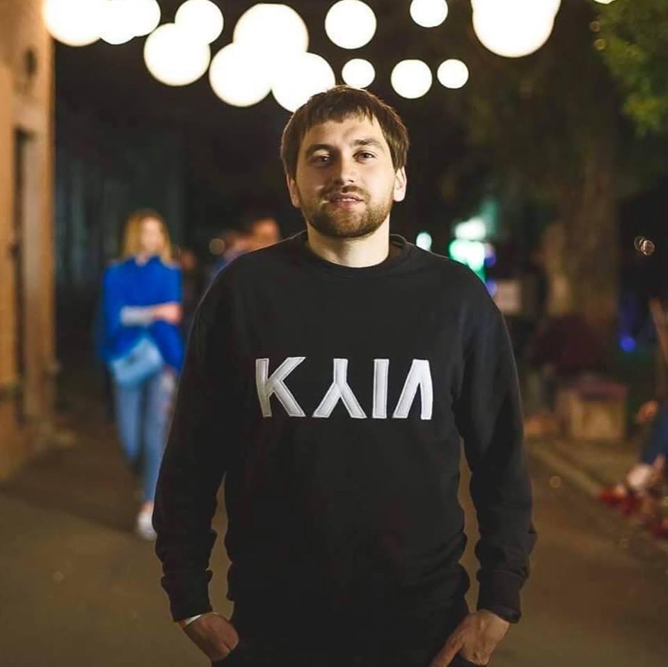Facebook Александра Барабошко