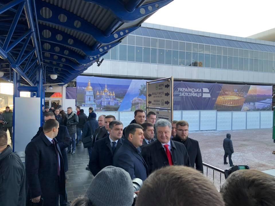 В Киеве запустили экспресс в аэропорт Борисполь: первое видео