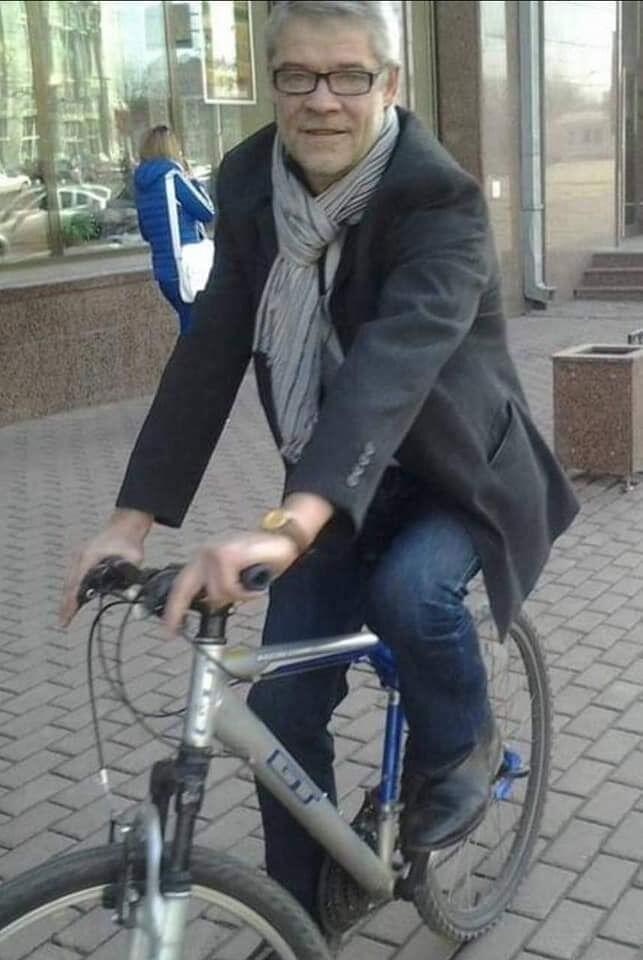 Олег Пересада