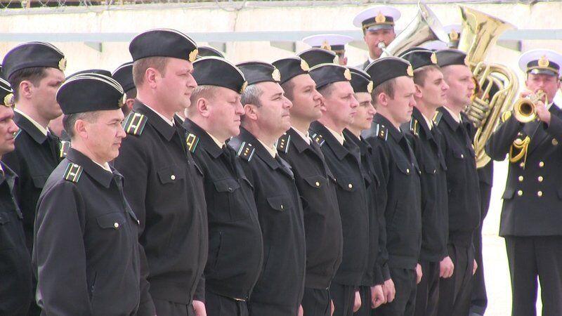 Названо українців, що стріляли в кораблі ВМС