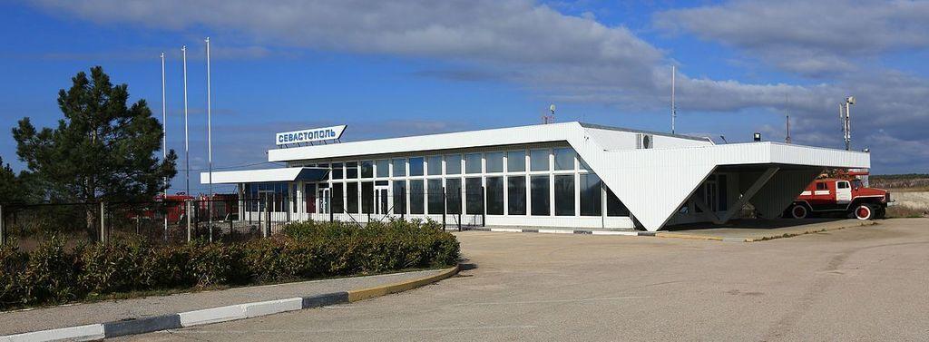 Аеропорт Бельбек