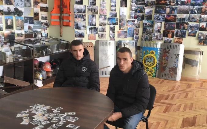 Обидчики Владимира Кушлика