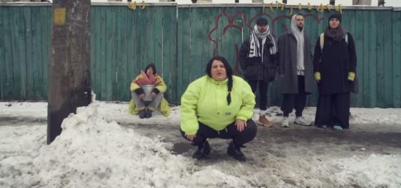 ''Вот это мочит'': заведующая детским садом под Киевом взорвала сеть новым рэп-видео