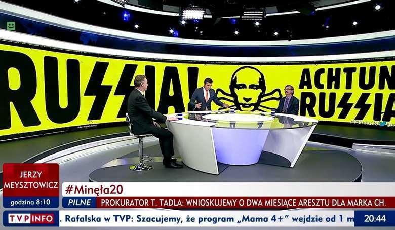 Польский телеканал сравнил режим Путина с Третьим Рейхом: знаковое фото