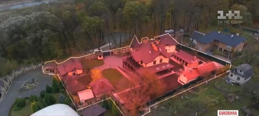 Знайдено таємну резиденцію Онуфрія на Буковині: чим багатий глава УПЦ МП