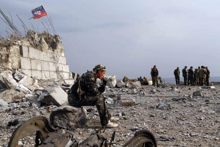Как украинские военные будут зачищать Донбасс