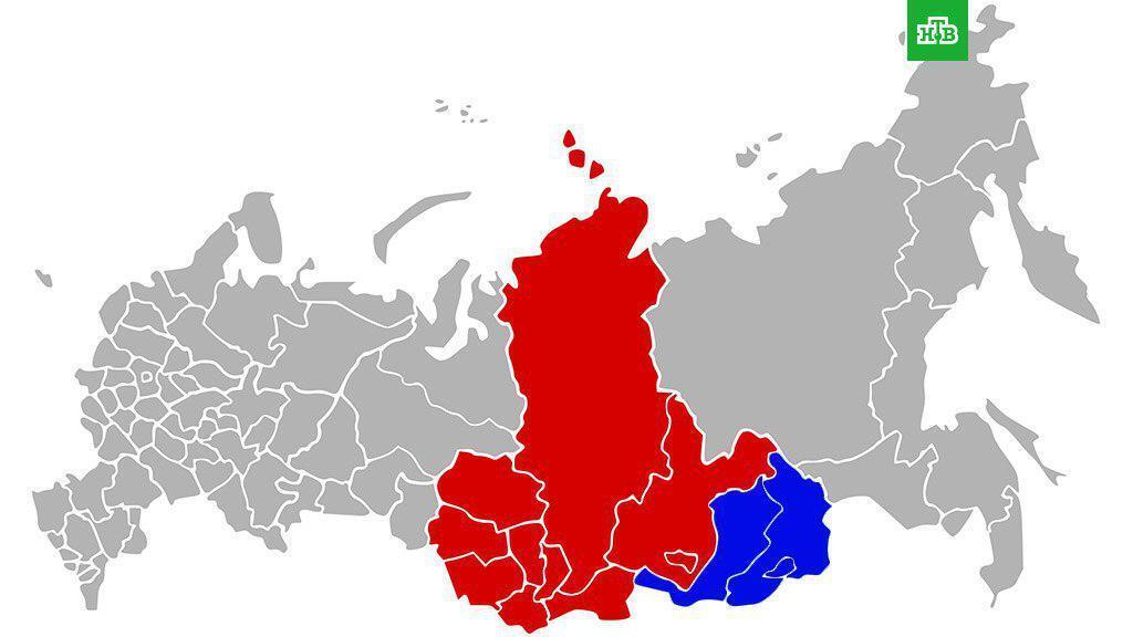 Путин перекроил часть России: в чем суть