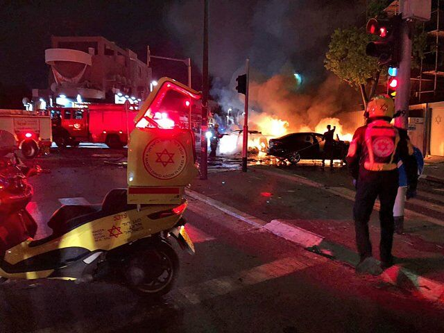 В Израиле взорвали криминального авторитета