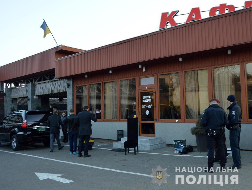 У поліції розповіли подробиці стрілянини в Луцьку