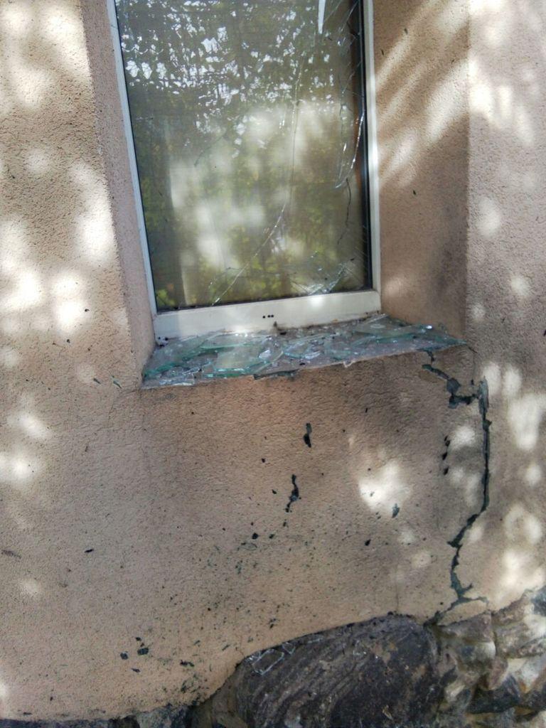 В Запорожье прогремел взрыв (Фото)