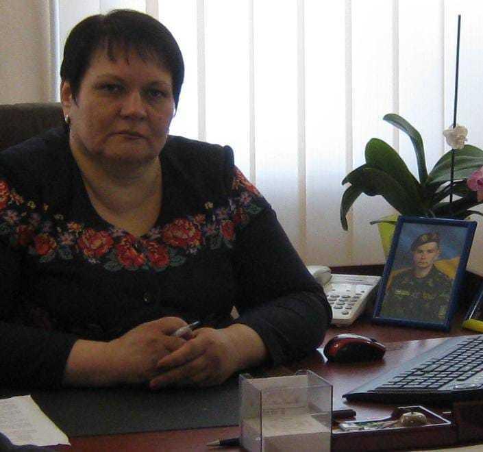 Наталя Самоткан