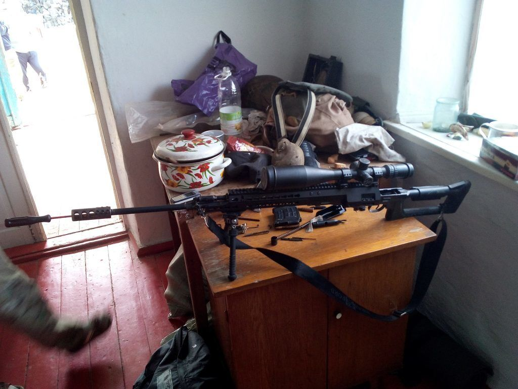 """У терористів """"ДНР"""" знайшли потужну зброю із Росії. Фотофакт"""