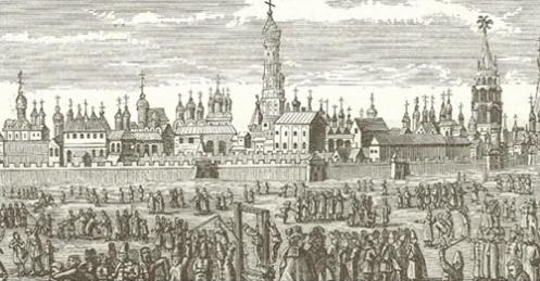 Московия никогда не была славянским государством