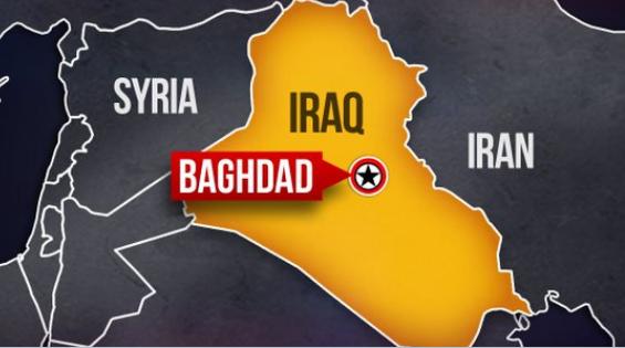 В Багдаде прогремела серия кровавых взрывов