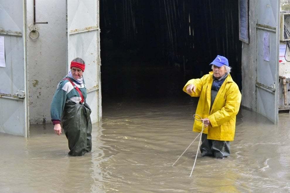 Аномальная погода в Италии - целый город ушел под воду (ФОТО, ВИДЕО)