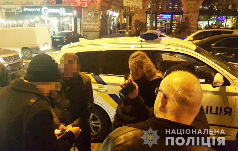 """В киевском ресторане сына таможенного топа """"наказали"""" на 100 тысяч"""