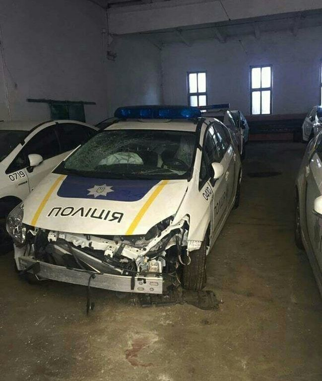 Реформа поліції в Україні з тріском провалилася