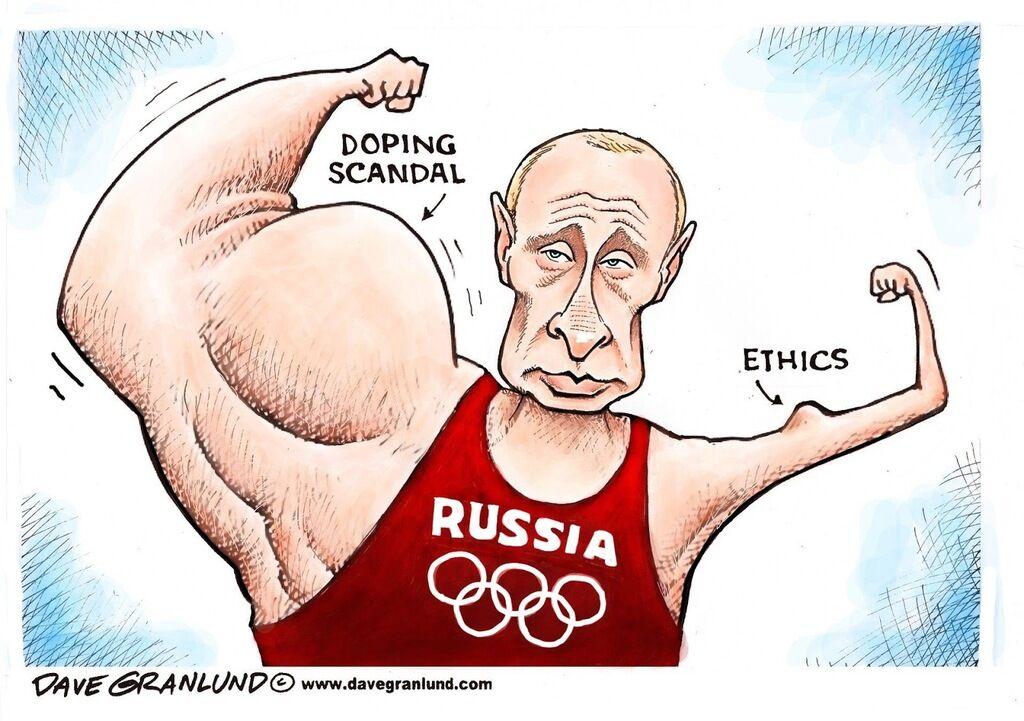 """""""Вдыхали газ"""": олимпийский чемпион шокировал рассказом о российском допинге"""
