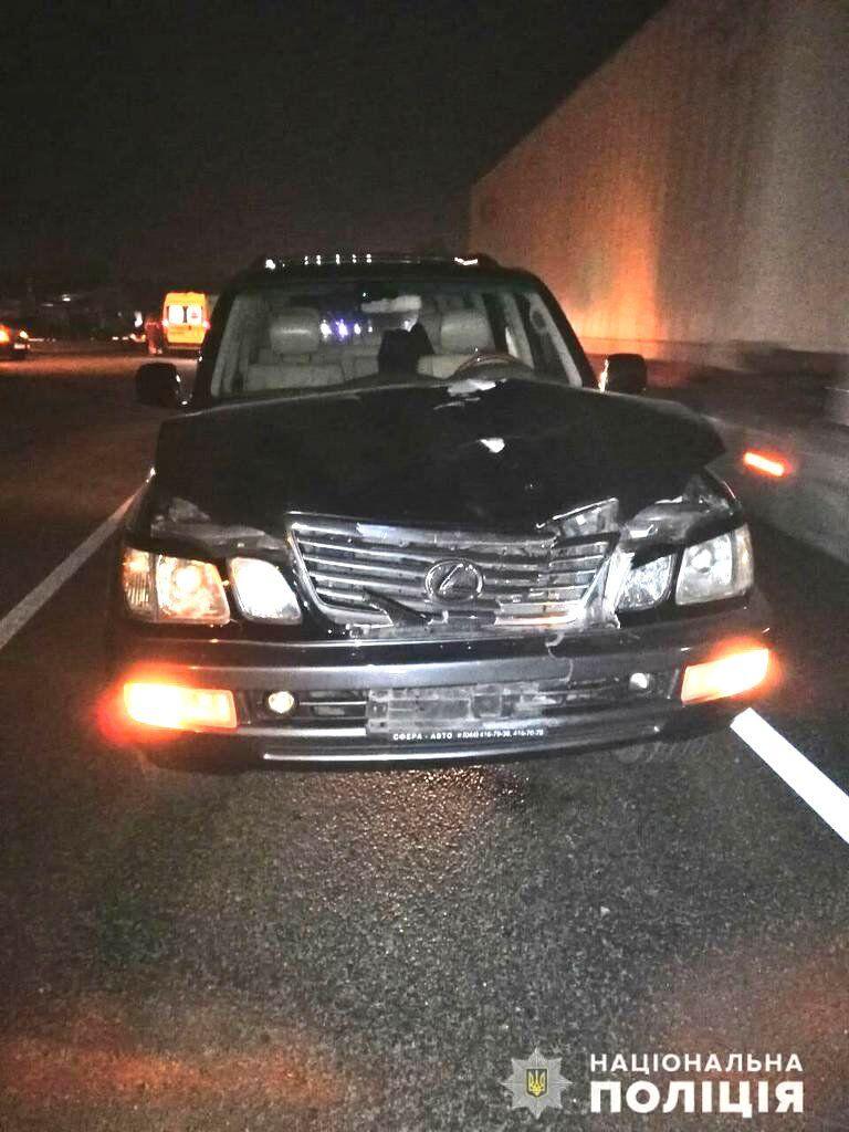 ДТП з Lexus