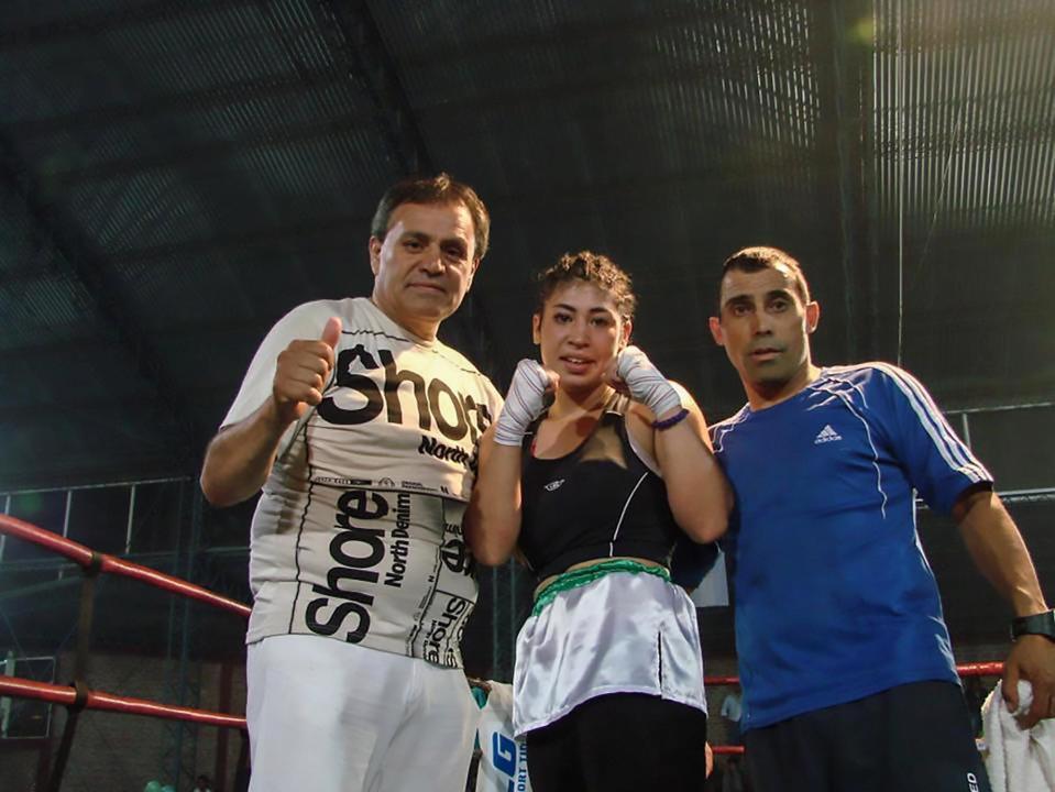 Марио Мело (слева)