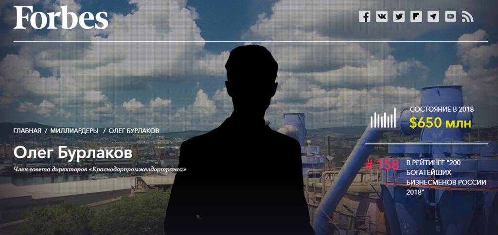 У Москві обстріляли бізнесмена зі списку Forbes