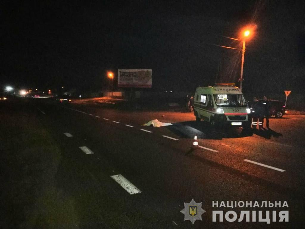 На Харківщині чергова смертельна ДТП з Lexus