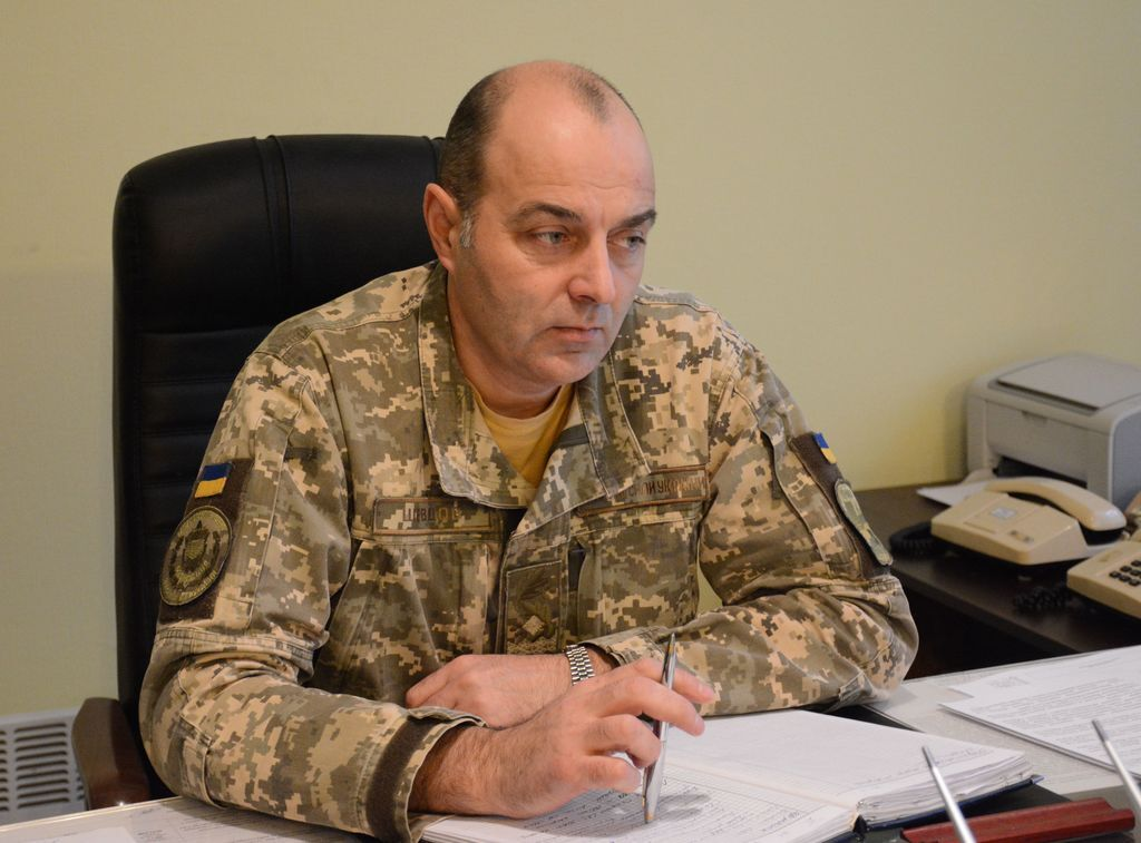 Генерал Шевцов