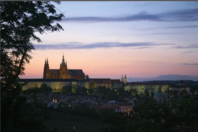 В сети появились красочные фото Праги