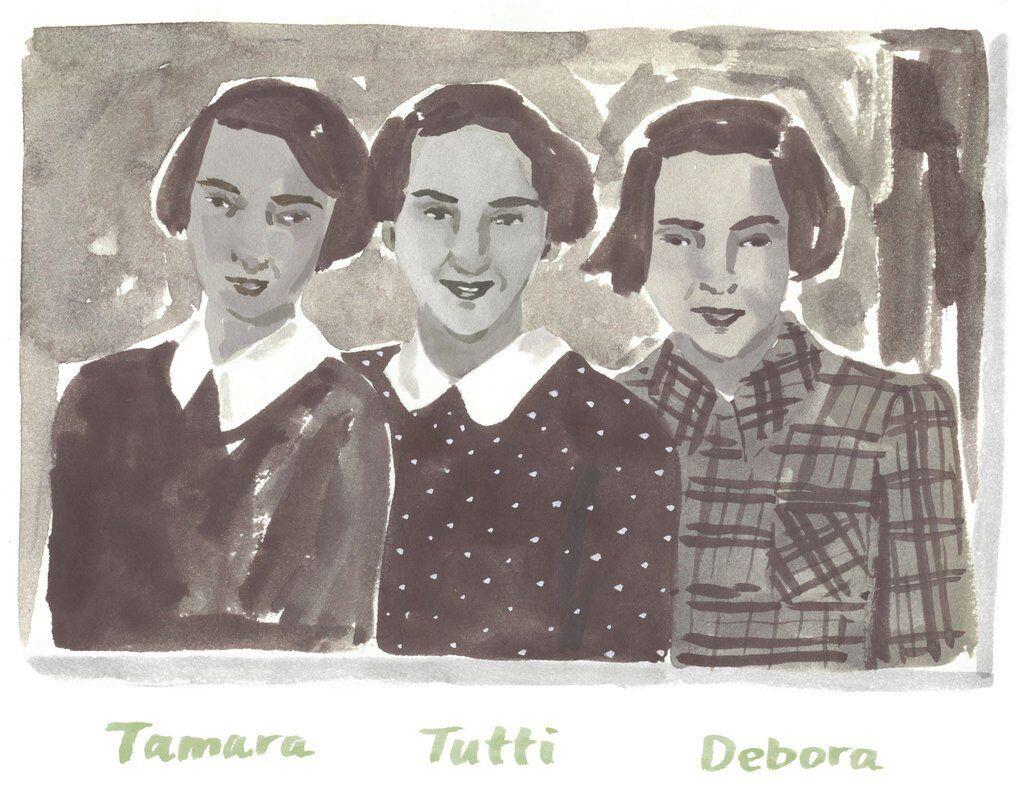 Я хочу помнить: рассказ моей бабушки о побеге из Литвы во время Холокоста