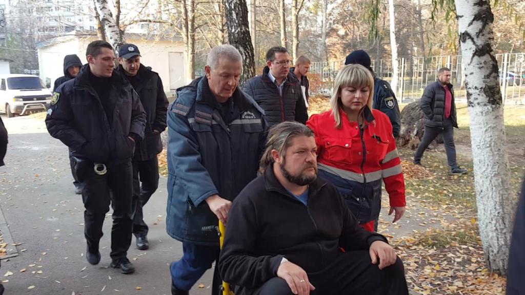 Водій Lexus Олексій Босенко