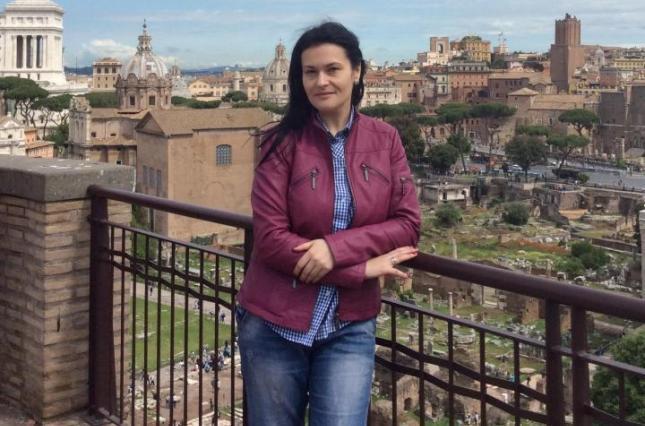 Скончалась известная украинская журналистка
