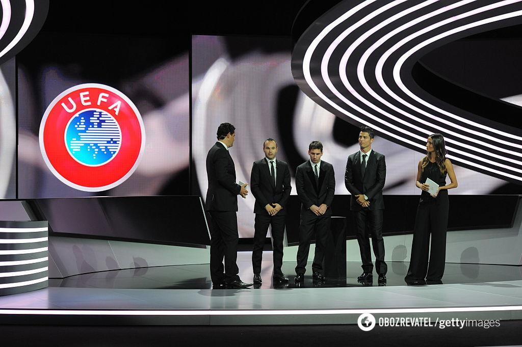 УЕФА очень вероятно лишится своих лучших клубов и игроков