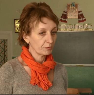 Учитель Вікторія Коберська
