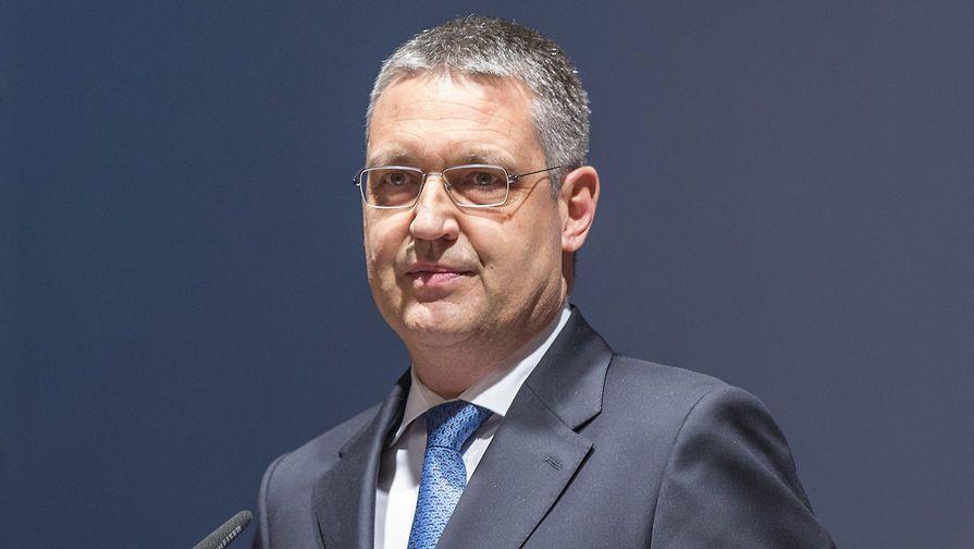 Посол ЄС у Росії Маркус Едерер