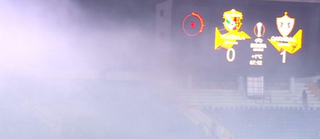 """Феерическое """"Динамо"""" и прерванный матч в Полтаве: Украина в 4-м туре Лиги Европы"""