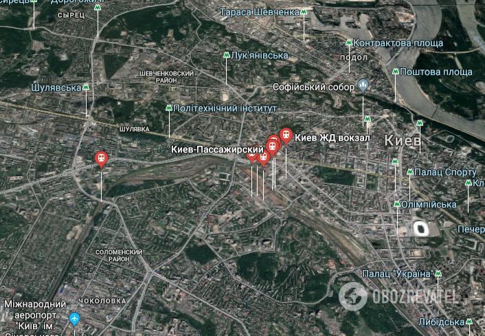 Побили і кинули в річку: в Києві стався зухвалий напад на жінку