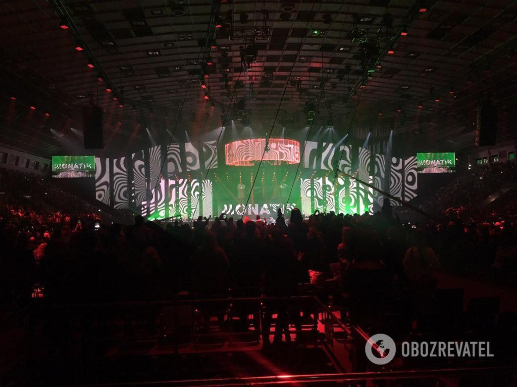 ''Моряки, возвращайтесь живыми!'' Как в Киеве прошла церемония ''M1 Music Awards''