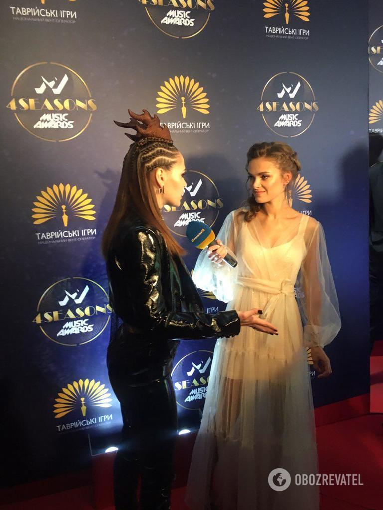 ''Моряки, повертайтеся живими!'' Як в Києві пройшла церемонія ''M1 Music Awards''