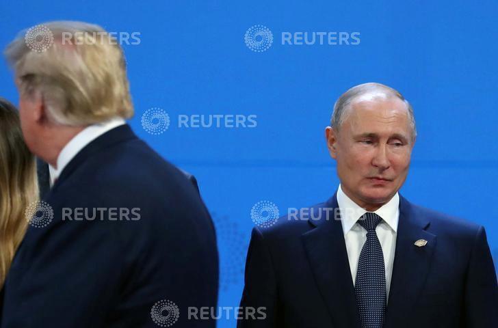Мережу підірвала витівка Путіна на саміті G20