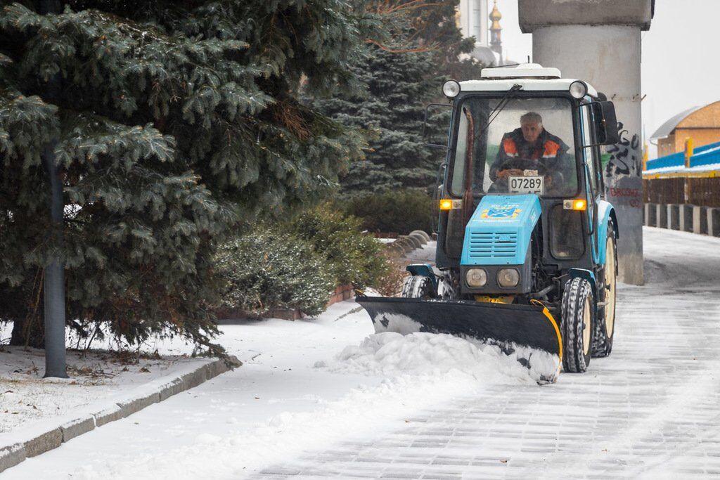 Перший день зими в Україні: як відреагували в мережі