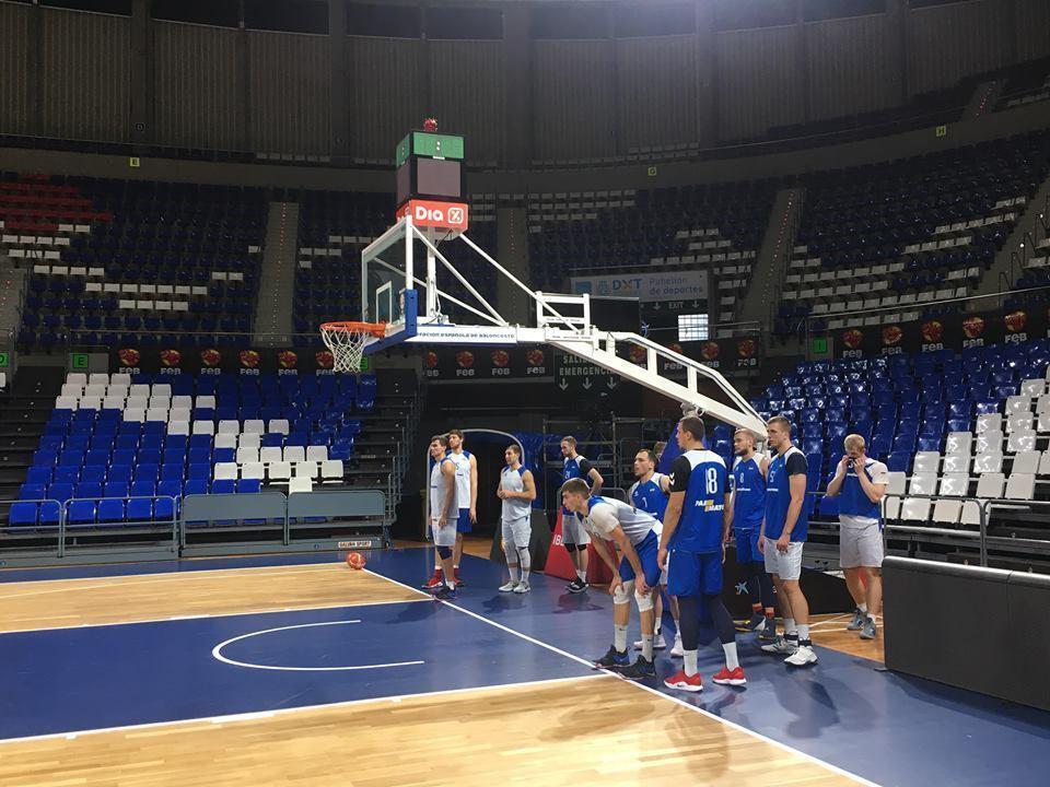 Испания – Украина – 72-68: онлайн-трансляция матча отбора КМ по баскетболу