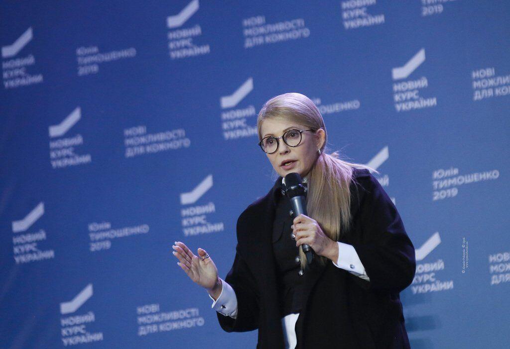 Умланд: президентство Тимошенко — шанс для розвитку України
