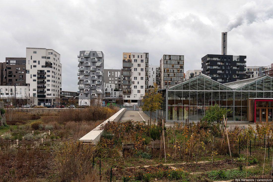 Как строят жилье в Париже: берите пример!